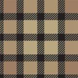 Textiel naadloos patroon Stock Afbeelding