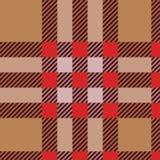 Textiel naadloos patroon Stock Afbeeldingen