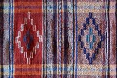 Textiel textuur Stock Afbeelding