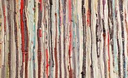 Textiel textuur Royalty-vrije Stock Foto