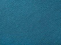 Textielachtergrond - donkerblauwe groene zijdestof Royalty-vrije Stock Afbeelding