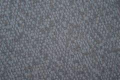 Textielgrijs van de auto het binnenlandse textuur Stock Afbeelding