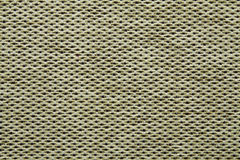 Textielstoffentextuur Anemon Kombin 12 Stro gele kleur Royalty-vrije Stock Fotografie