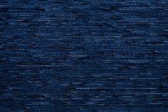 Textielstoffentextuur Kombin 09 Marineblauwe kleur Stock Foto's