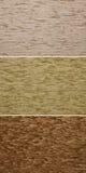 Textielstoffentextuur Kombin 109 Tan bruine kleur Royalty-vrije Stock Afbeeldingen