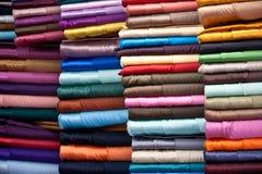 Textil Arkivfoto
