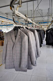 Textil factory Royalty Free Stock Photos