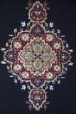 Textilauslegung Stockbild