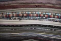 Textilbeschaffenheiten Stockfotos