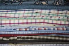 Textilbeschaffenheiten Stockbilder