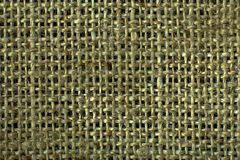 Textilcloseup Royaltyfri Fotografi