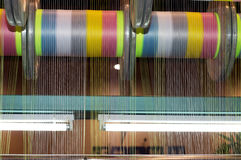 Textile Photo stock