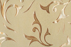 Textile. Close-up of textile pattern Royalty Free Stock Photo