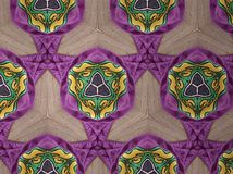 textile Στοκ εικόνα με δικαίωμα ελεύθερης χρήσης