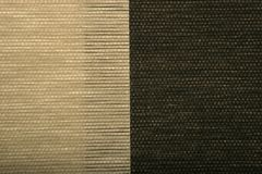 Textile background. Two color textured textile background royalty free stock photo