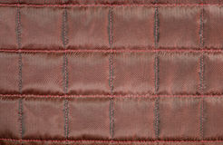 Textile background - coat lining Stock Photography