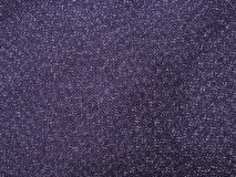 Textile background - dark violet silk fabric Stock Photography