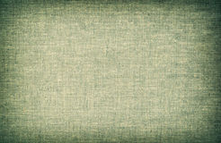 Textile background. Old linen canvas Stock Images