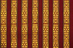 Textile background, Sikkim Stock Photo