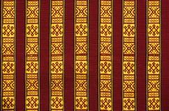 Textile background, Sikkim stock photo