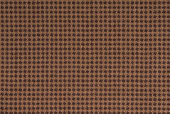 Textile backgrounds. Brown fabrics textured pattern background Stock Images