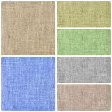 Textile backgrounds Royalty Free Stock Images