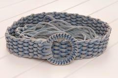 Textile belt Royalty Free Stock Image