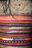 Textile bulgare fait main Photo libre de droits