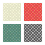 Textile (close up seamless pattern) Royalty Free Stock Images