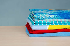 Textile and clothing Stock Photo