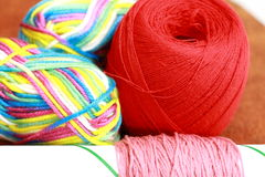 Textile color Stock Photography