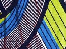 Textile colorful texture Stock Images