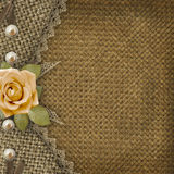 Textile cover Stock Photo