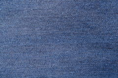 Textile de blues-jean Image libre de droits
