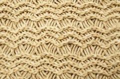 Textile de laines Image libre de droits
