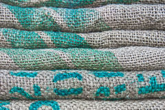 Textile detail background Royalty Free Stock Images