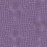 Natural textile effect background with triangles pattern. Modern geometric background in purple and violet royalty free illustration