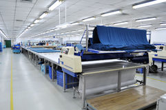 Textile equipment Stock Image