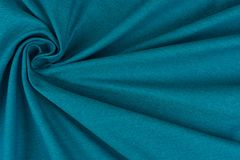 Textile et concept de texture - fermez-vous du tissu chiffonné Photographie stock