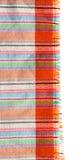 Textile fabric background. Stock Photo