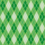 Textile Fabric Rhombus Seamless Texture Royalty Free Stock Photos