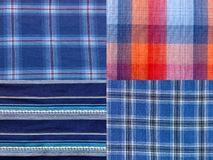 Textile fabric texture Stock Photography