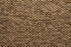 Textile fabric texture Anemon Kombin 131 Chamoisee brown color Royalty Free Stock Photos