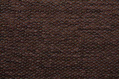 Textile fabric texture Anemon Kombin 0344 Seal brown color Royalty Free Stock Photos