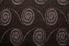 Textile fabric texture Anemon 9500 Taupe gray color Royalty Free Stock Images
