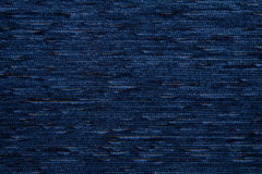 Textile fabric texture Kombin 09 Navy blue color Stock Photos