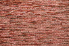 Textile fabric texture Kombin Salmon pink color Royalty Free Stock Photo