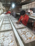 Textile Factory in India Royalty Free Stock Photos