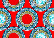 Textile fashion african print. Textile fashion, african print fabric, abstract seamless pattern, vector illustration file stock illustration
