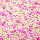 Textile flower background stock photos